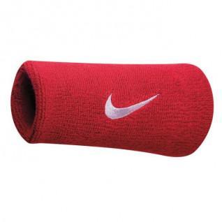 Nike swoosh doublewide cuffs sponge