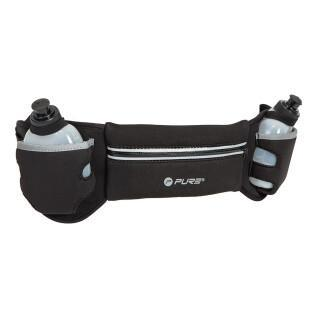 Running belt with water bottles Pure2Improve