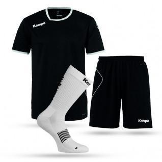 Pack Kempa Curve (shirt + short + sock)