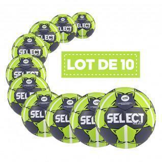 Set of 10 Select HB Solera handballs
