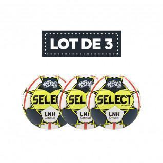 Set of 3 Select Replica NHL 19/20 handballs