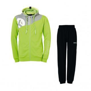 Pack tracksuit hooded Kempa Core 2.0