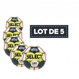 Set of 5 Select Replica NHL 19/20 handballs