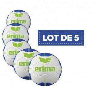 Set of 5 balloons Erima Pure Grip N° 1 T2
