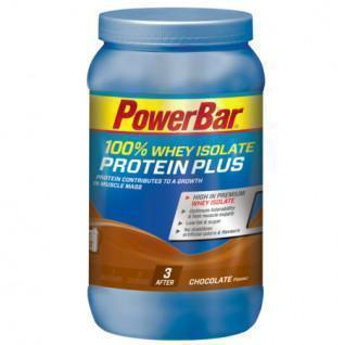 Powder PowerBar ProteinPlus 100% Whey Isolate - Chocolate Deluxe (570gr)