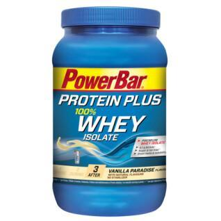 Powder PowerBar ProteinPlus 100% Whey Isolate - Vanilla Paradise (570gr)