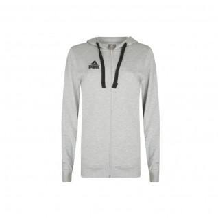 Peak zip elite women's sweatshirt
