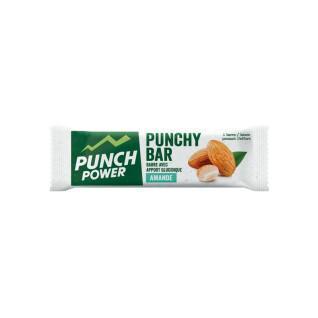40 Energy Bars Display Punch Power Punchybar Almond