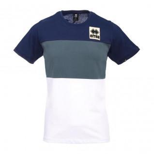 T-shirt junior Errea Sport military print