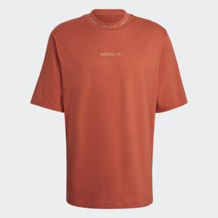 T-shirt Adidas logo centré