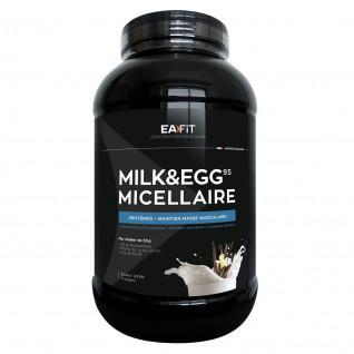 Milk & Egg 95 Micellar Vanilla EA Fit 2,2kg