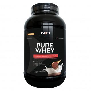 Pure Whey 2.2kg double chocolate EA Fit