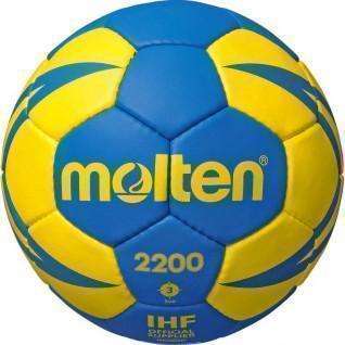 Molten training HX2200 handball (Size 3)