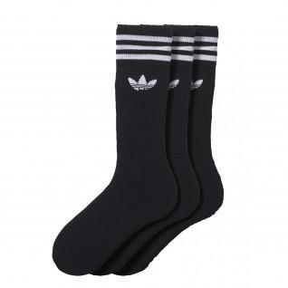 mid-calf socks adidas (3 pairs)