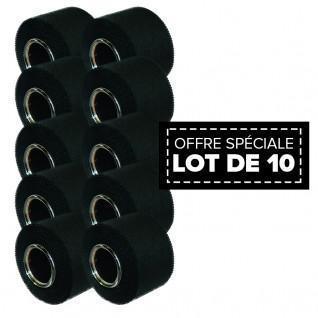 Lot 10 Sports Tape McDavid 3.8 cm x 10m black