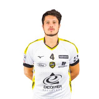 Outdoor jersey Chambéry Handball 2021