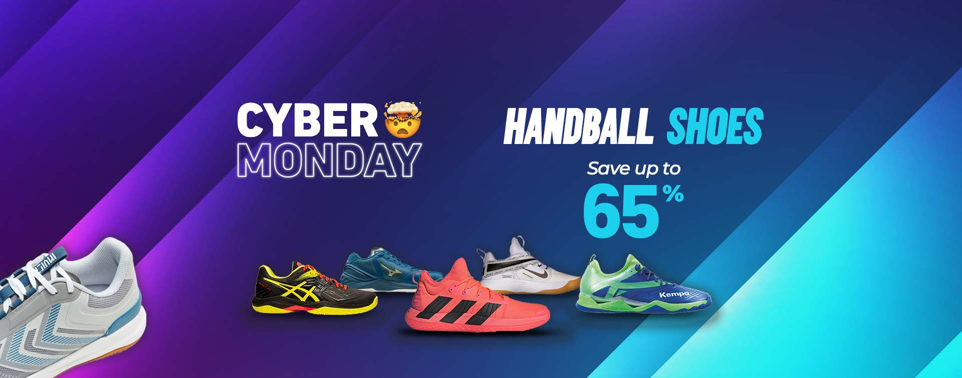 cyber monday handball shoes