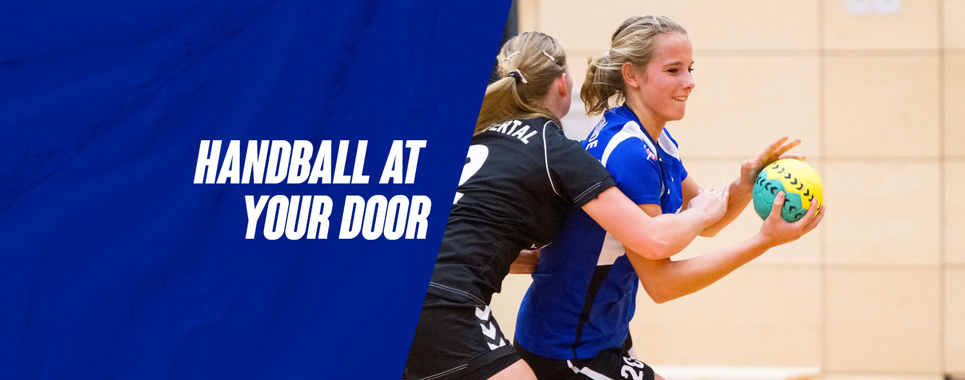 Handball at your door
