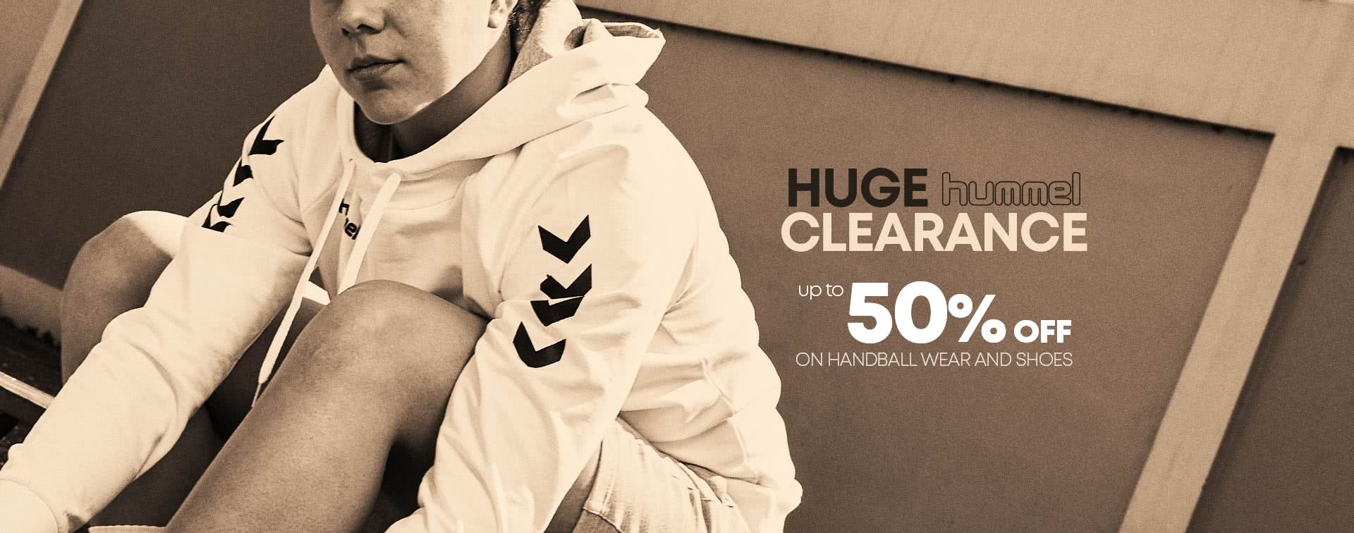Hummel Clearance up to 50% off