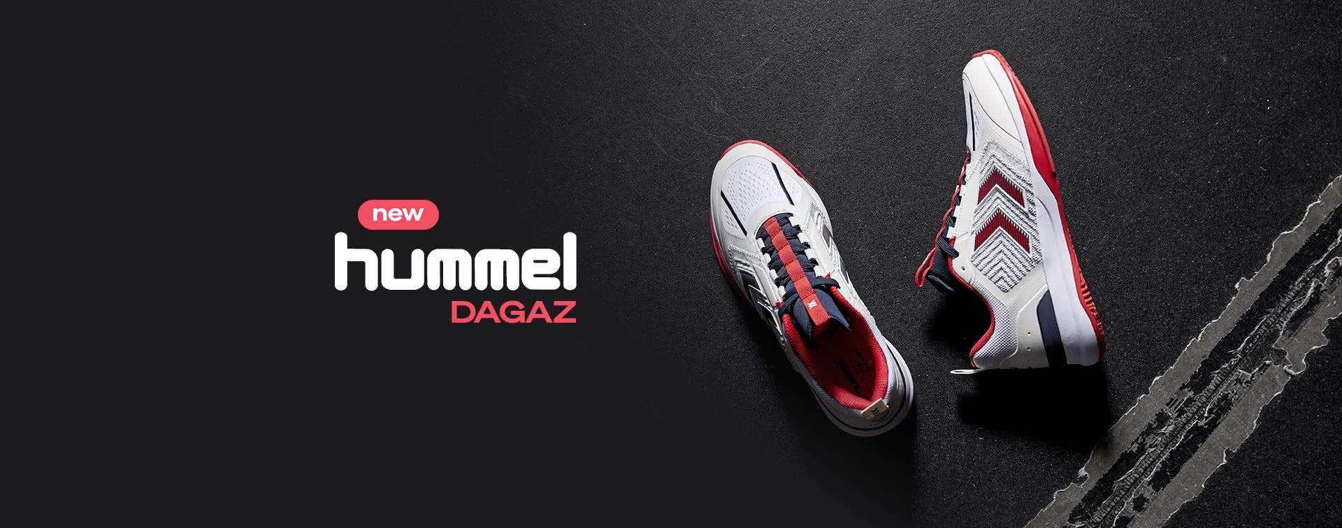 Hummel handball shoes