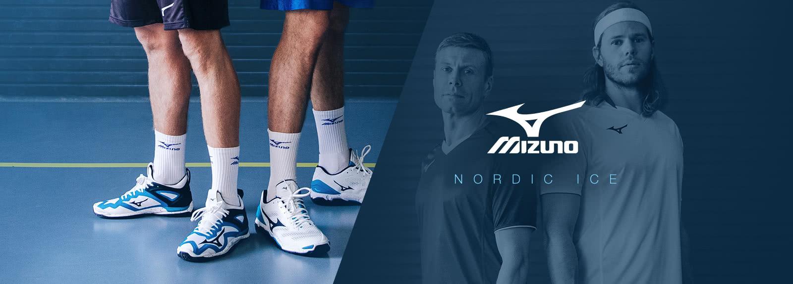 New co Mizuno Nordic Ice