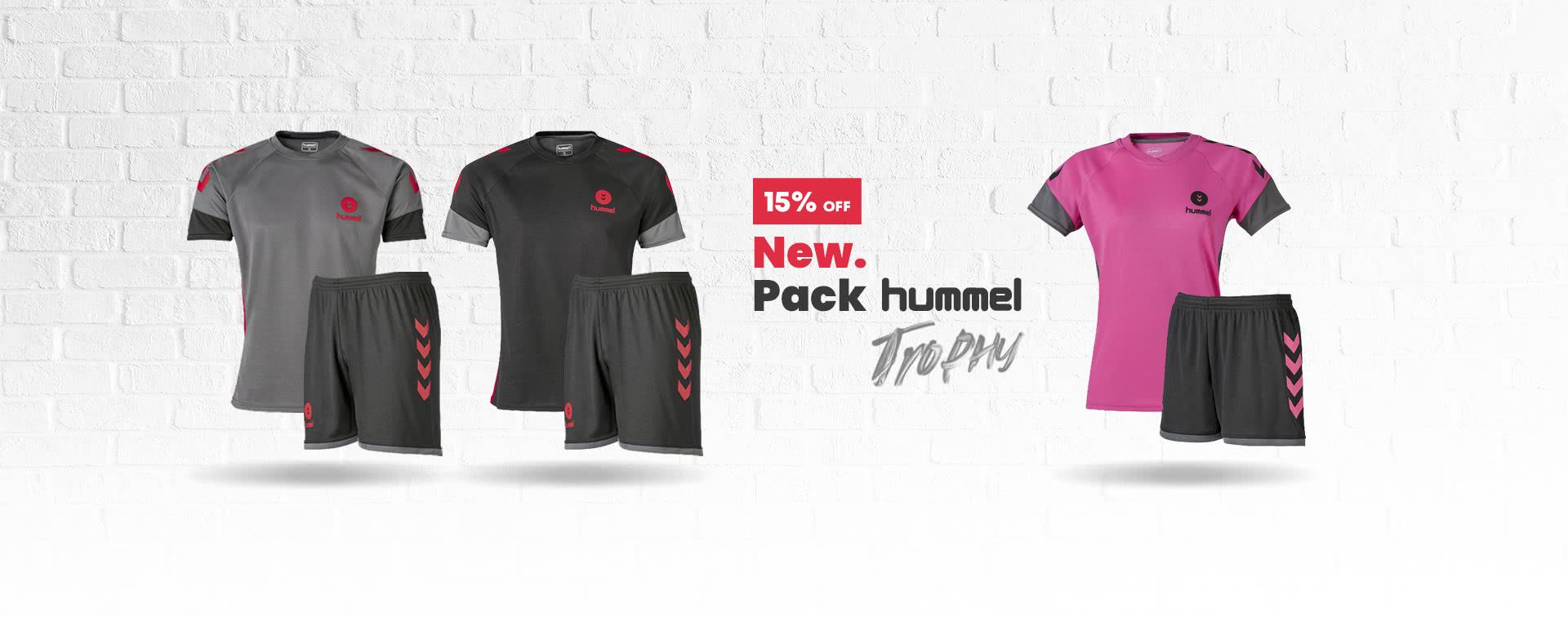 Hummel Trophy new wear