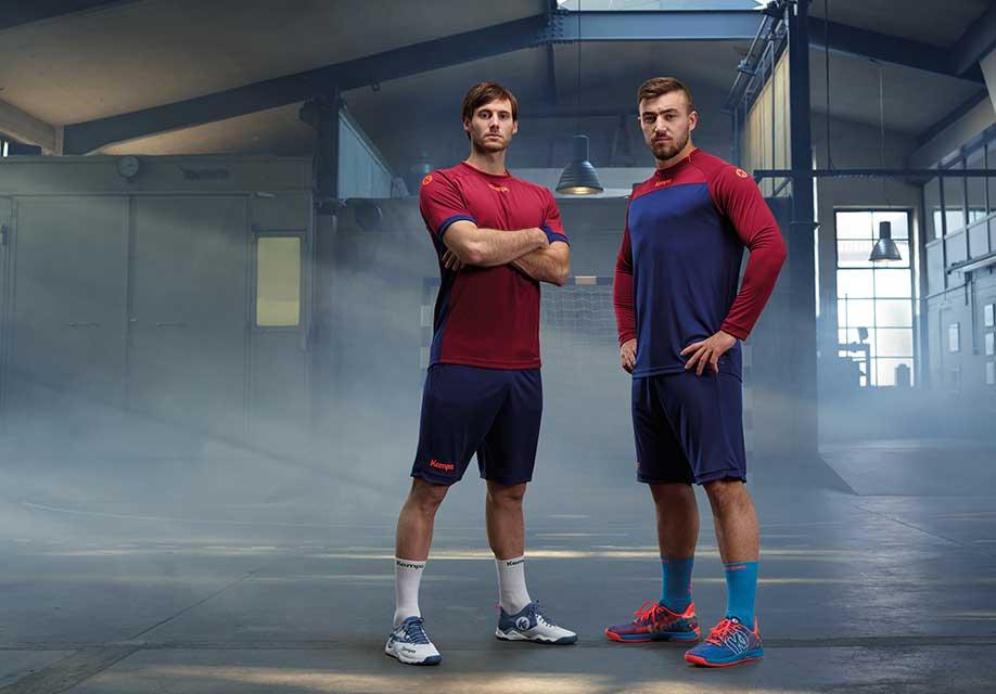 New Kempa handball wear collection